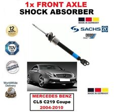 FOR MERCEDES BENZ CLS C219 Coupe 2004-2010 SACHS 1x FRONT AXLE SHOCK ABSORBER