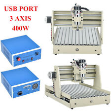 USB CNC 3040Z 3 AXIS Engraver Router Engraving Drilling Milling Cutting Machine