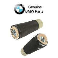 For BMW E53 X5 00-06 Pair Set of 2 Rear Pneumatic Susp Air Spring Bags Genuine