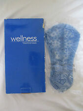 "Brand New Avon Wellness Reflexology Foot Brush 11.5"" Long ~ Suction Cup Backing"