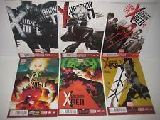 Uncanny X-Men 1 2 3 4 5 6 7 8 9 10 11-35 600 Marvel comics