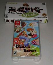 Umihara Kawase Fresh Nintendo Switch Launch Edition Booklet SFC Box