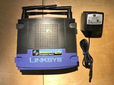 Linksys WRT54G v5 54Mbps 4-Port 10-100 Wireless G Broadband Internet Router