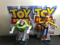 Toy Story 4 Woody & Buzz Light year Action Figure Combo - Set of 2 - New !