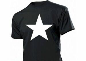 T-Shirt Allied Star US Army Airforce Mmarines Navy Guarnizioni Vietnam #5 Tg.