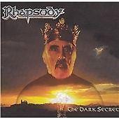 RHAPSODY  Dark Secret  CD ALBUM  NEW - STILL SEALED