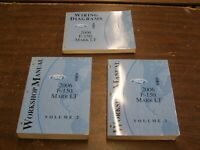 OEM Ford 2006 F150 Truck Shop Manuals Books + Wiring Diagram nos F-150 Pickup