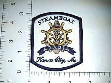 Steamboat Arabia, Kansas City, MO Patch, P27