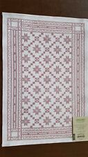 "Cotton Blend Attebladrose 03 Towel 14"" x 20"" by Ekelund"