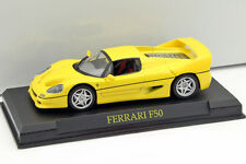 Ferrari F50 gelb 1:43 Ixo Altaya