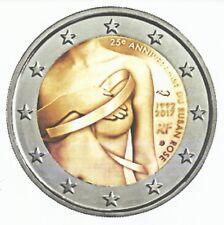 FRANKRIJK II 2017 - 2 Euro- Strijd tegen borstkanker/Lutte contre le cancer -UNC