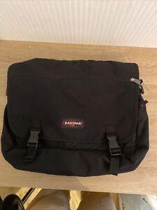 Eastpak Black Messeger Bag, Laptop Bag