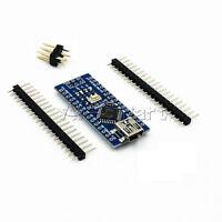 New MINI USB Nano V3.0 ATmega328P CH340G 5V 16M Micro-controller board Arduino