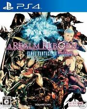 Used PS4 Final Fantasy XIV SONY PLAYSTATION 4   JAPANESE JAPONAIS IMPORT