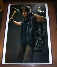 The Walking Dead Daryl Dixon Norman Reedus Later Episodes 11X17 Poster