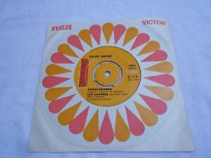 45 Tours EP Sylvie Vartan avec Johnny Hallyday les hommes TURQUIEedit RCA 70902