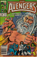 Avengers Vol 1 #282 (Newsstand Edition) Marvel Comics 1987 FN/VF