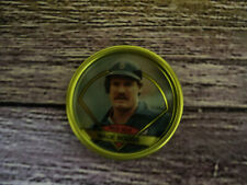 TOPPS BASEBALL COIN - 1990-- # 6   WADE  BOGGS AUCT#1639