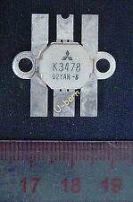 2SK3478  RF TRANSISTOR MITSUBISHI Switching Regulator Applicatio