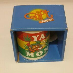Ya Mon 11oz Coffee Novelty Mug - Great Gift - *CLEARANCE SALE*
