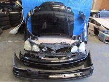 JDM 98-05 Toyota Aristo Lexus GS300 JZS161 Front Nose Cut Bumper Hood, Headlight