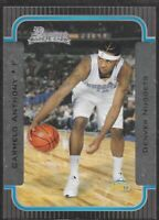 2003-04 Bowman #140 Carmelo Anthony Rookie Card RC NR-MINT