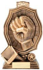 "Ufc Heavy Resin Belt Trophy Award 10 1/2"" Tall Free Engraving M-Rf1305"
