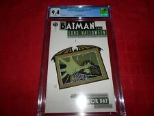 BATMAN: THE LONG HALLOWEEN  #12 CGC 9.4