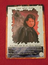 1995 Lone Wolf Lupo Rage Foil Chase Card