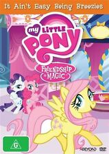 My Little Pony: Friendship is Magic - It Ain't Easy Being Breezies DVD NEW
