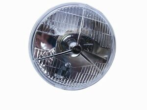"P700 7"" Tripod H4 Halogen Headlamp. Custom Lighting. Classic Look, Modern Power"