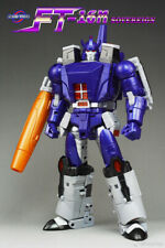 Transforms FansToys FT-16M FT16M Sovereign MP Galvatron Chrome Figure in Stock