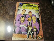 Challengers of the Unknown (1991 series) #1 in Near Mint condition. DC comics
