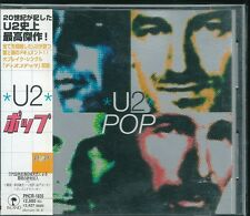 U2 Pop +1 Japan CD w/obi PHCR-1835