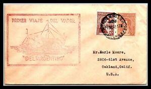 GP GOLDPATH: ARGENTINA COVER 1940 _CV744_P10