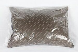 "Calvin Klein Home Sapling 12"" X 16"" Decorative PillowBrown W1809"