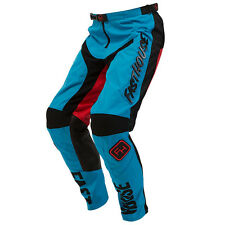 "2017 FASTHOUSE GRINDHOUSE MOTOCROSS MX PANTS ELECTRIC BLUE 32"" WAIST"