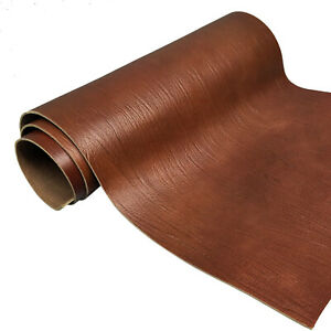 Tree Style Cowhide Brown Leather for Tooling Holsters Knife Sheaf Crafting 5-6oz