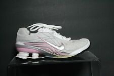 Nike Shox Vivify Running Sneaker 2008 Athletic Multi White Pink Women 8 Hip