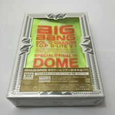 BIGBANG Special Box Limited Edition CD+DVD w/GOODS