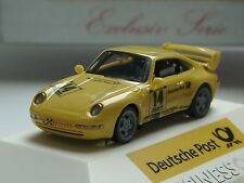 Herpa Porsche 911 POST BUSINESS Club - absolue Rare - 1/87
