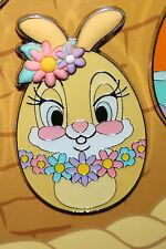 Disney Hong Kong HKDL Easter Eggs 7 Pin Set - Miss Bunny only