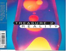 TREASURE 2 - Reality CDM 4TR Eurodance 1994 Germany