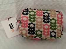 NEWORLA KIELY ETC. Sweet Pea Cosmetic Case - Makeup Beauty Bag Cube pouch