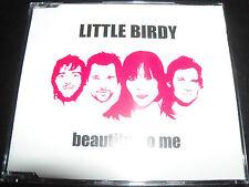 Little Birdy Beautiful To Me Rare Australian CD Single