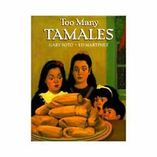 Too Many Tamales by Gary Soto (1993, Hardcover)
