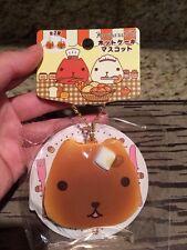 Kapibarasan Pancake Squishy Mascot (A) Pink Smile (FOR SALE IN JAPAN ONLY ITEM)