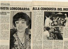 MA126-Clipping-Ritaglio 1975 Lina Wertmuller
