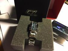 Chronotech Women's CC.7040LS/02M Crystals Stainless Steel Wristwatch