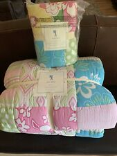 pottery barn kids Quilt And Sham Set Twin Key West